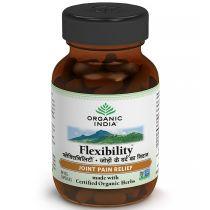 Flexibility 60 Capsules Bottle organic india 10% discount
