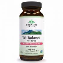 Wt Balance 250 Capsule Bottle organic india