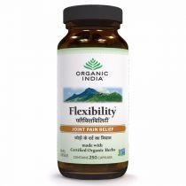 Flexibility 250 Capsules Bottle organic india