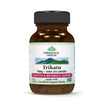 Trikatu 60 Capsules Bottle organic india 10% discount