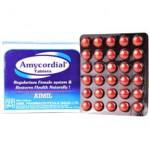 Amycordial 30 Tablets Aimil Discount 10%