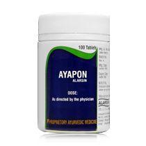 Ayapon Alarsin 100 Tablets