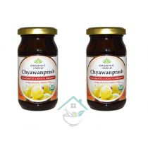 Chyawanprash 500gm organic india 10% discount pack 2