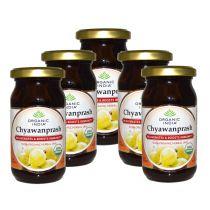 Chyawanprash 500gm Organic India 15% Discount Pack 5
