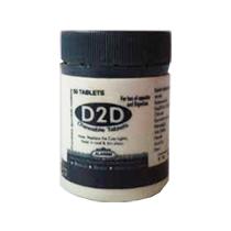 D2D (50 TABLETS) alarsin