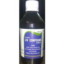 Liv Compound Syrup 200ml Alarsin