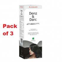 Denz & Darc Shampoo 200ml Pack of 3 Atrimed Discount 15%
