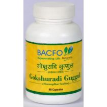 Gokshuradi Guggulu 90 capsule bacfo