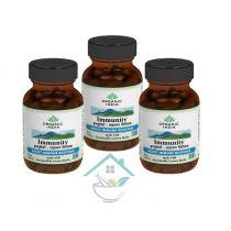 Immunity 60 Capsules Bottle organic india 20% discount pack of 3