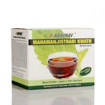Mahamanjisthadi Kwath Granules - 20 Pouches of 2gm Abhinav Discount 20%