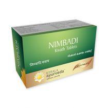 NIMBADI KWATH TABLET 100 kerala ayurveda