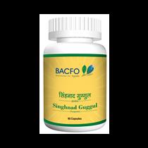 Singhnad Guggulu bacfo 90 capsule