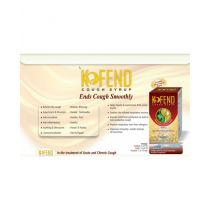 Kofend syrup 100ml Pack of 3 (100mlx3pc) Gufic